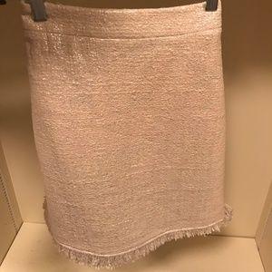 NWT KATE SPADE pencil tweed skirt - SIZE 6